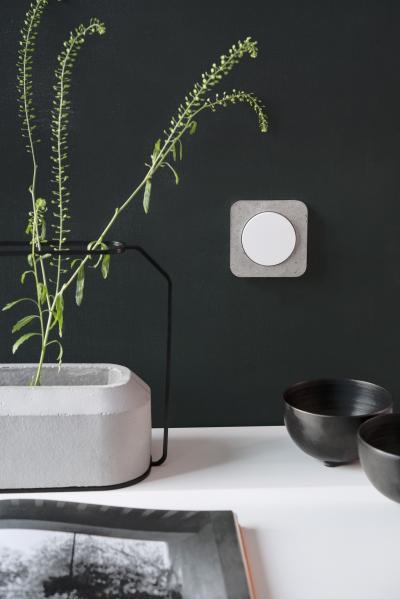 Különleges villanykapcsoló - konyha / étkező ötlet, modern stílusban