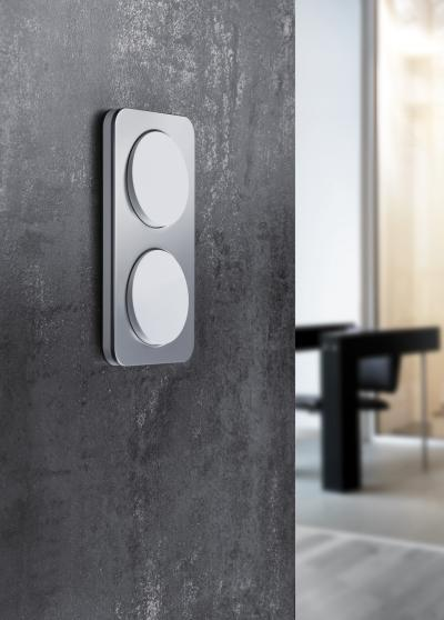 Modern villanykapcsoló - nappali ötlet, modern stílusban