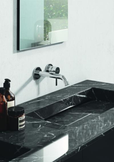 Emelőkaros csaptelep - fürdő / WC ötlet