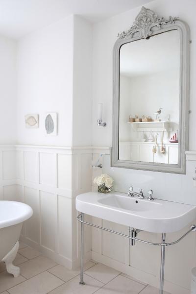 Hagyományos csaptelep - fürdő / WC ötlet, klasszikus stílusban