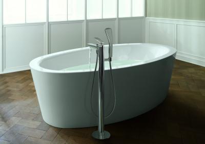 Csaptelep szabadonálló kádhoz - fürdő / WC ötlet