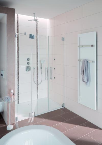 Modern zuhany - fürdő / WC ötlet