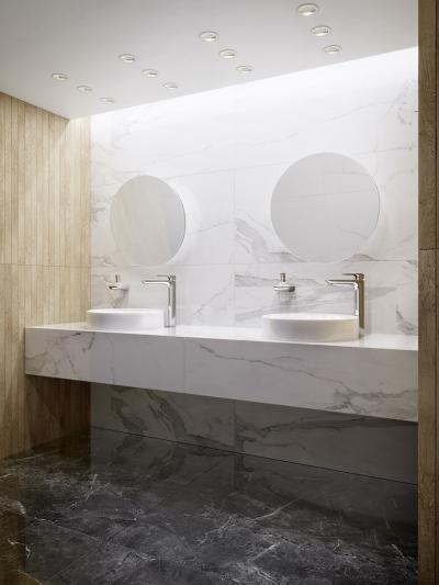 Elegáns, modern mosdó csaptelepek - fürdő / WC ötlet