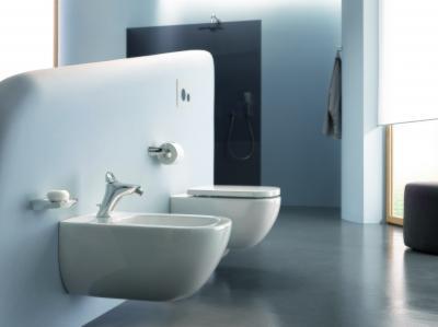 Bidé csaptelep - fürdő / WC ötlet