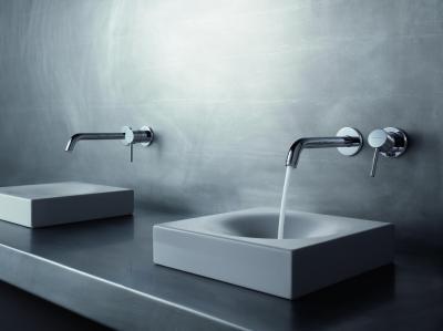 Minimál fürdőszobai csaptelep - fürdő / WC ötlet