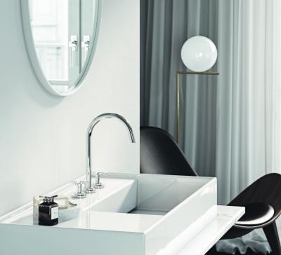 Íves fürdőszobai csaptelep - fürdő / WC ötlet