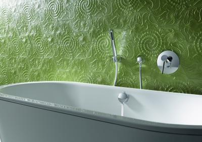 Különleges csaptelep - fürdő / WC ötlet, modern stílusban