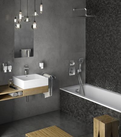 Modern csaptelepek - fürdő / WC ötlet, modern stílusban