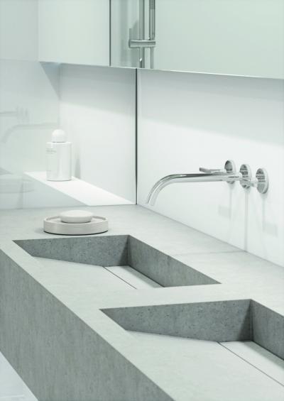 Fali csap - fürdő / WC ötlet
