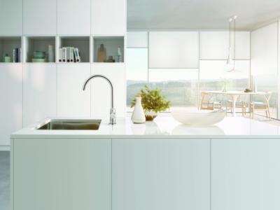 Modern konyhai csaptelep - konyha / étkező ötlet