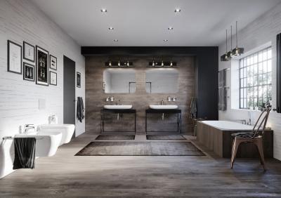 Modern csaptelepek - fürdő / WC ötlet