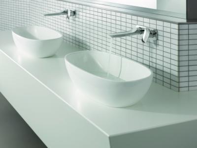 Egykaros fali csapok - fürdő / WC ötlet