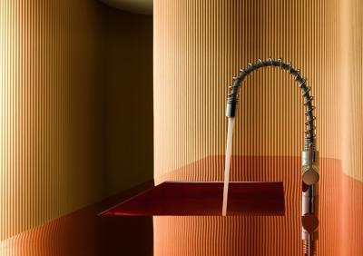 Mosogató csaptelep - fürdő / WC ötlet