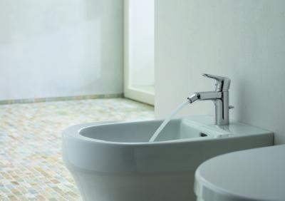 Bidé csaptelep - fürdő / WC ötlet, modern stílusban