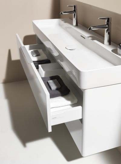 Dupla mosdó - fürdő / WC ötlet