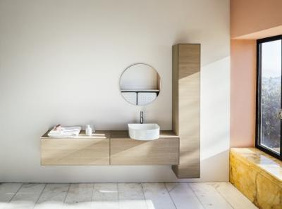 Fürdő minimál stílusban - fürdő / WC ötlet