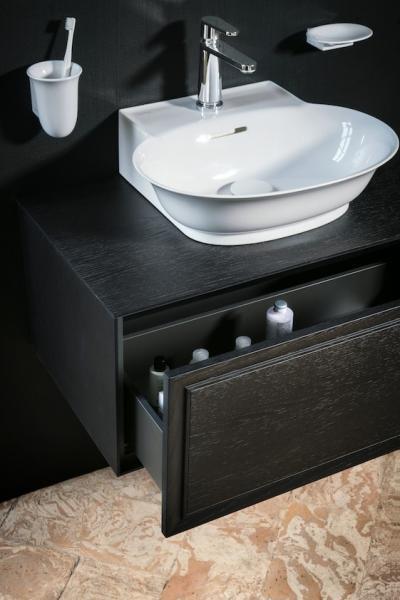 Klasszikus mosdó - fürdő / WC ötlet, klasszikus stílusban