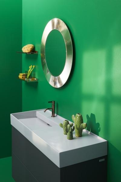 Különleges mosdó - fürdő / WC ötlet, modern stílusban