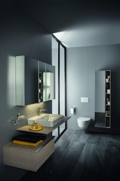 Tárolás a fürdőszobában - fürdő / WC ötlet