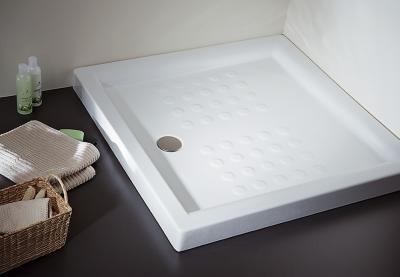 Modern zuhanytálca - fürdő / WC ötlet