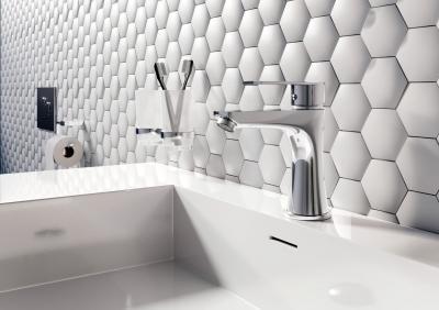 Mosdó csaptelep - fürdő / WC ötlet, modern stílusban