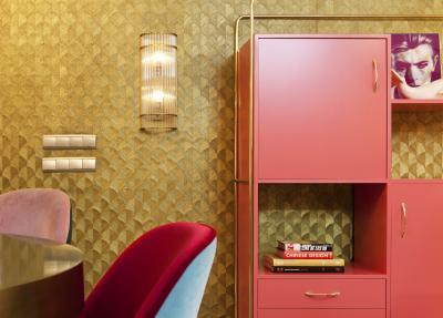 Látványos kapcsolók - nappali ötlet, modern stílusban