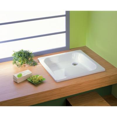 Zuhanytálca - fürdő / WC ötlet, modern stílusban