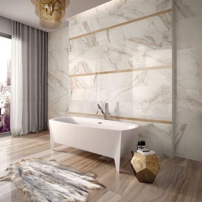 Márvány fürdőszoba - fürdő / WC ötlet