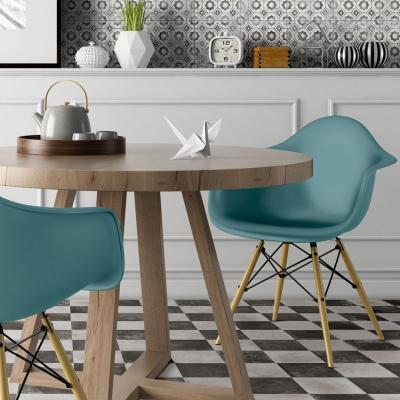 Hagyományos csempe - konyha / étkező ötlet, modern stílusban
