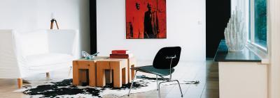 Letisztult stílusban - nappali ötlet, modern stílusban