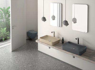 Különleges mosdók - fürdő / WC ötlet