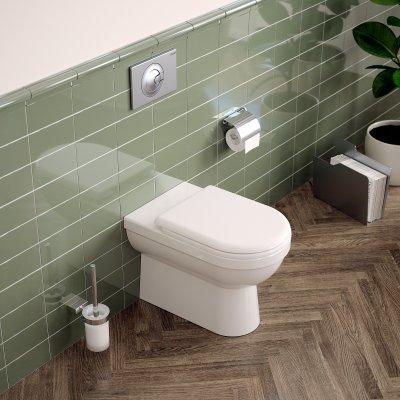Klasszikus wc - fürdő / WC ötlet, klasszikus stílusban