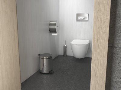 Modern fali wc - fürdő / WC ötlet