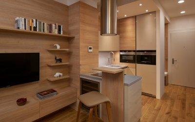 Kis konyha nagy ötletekkel - konyha / étkező ötlet, modern stílusban