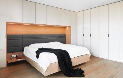 Modern hálószobabútor - háló ötlet, modern stílusban
