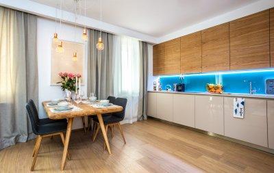 Modern konyhabútor - konyha / étkező ötlet, modern stílusban