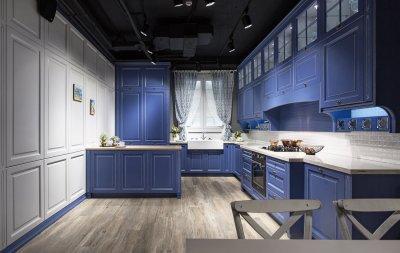 Antikolt konyhabútor - konyha / étkező ötlet, klasszikus stílusban