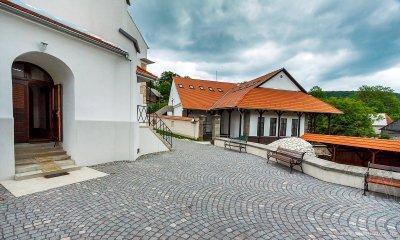 Kő teraszburkolat - erkély / terasz ötlet, klasszikus stílusban