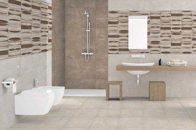 Roca Suite csempe - fürdő / WC ötlet, modern stílusban