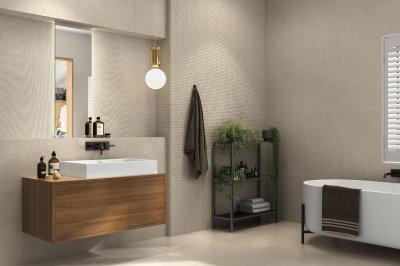 Emigres_Hardy burkolat - fürdő / WC ötlet, modern stílusban