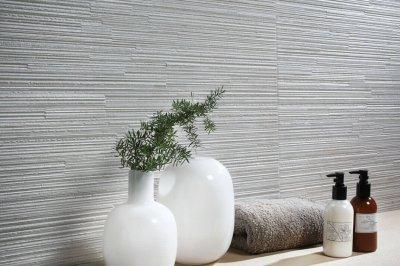 Roca_Plaster burkolat - fürdő / WC ötlet, modern stílusban