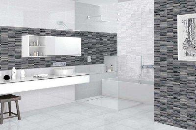 Casa Dolce Casa_Style burkolat - fürdő / WC ötlet, modern stílusban