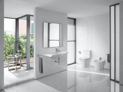 Roca_Nexo szaniter - fürdő / WC ötlet, modern stílusban