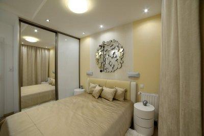 Modern stílusú hálószoba - háló ötlet, modern stílusban