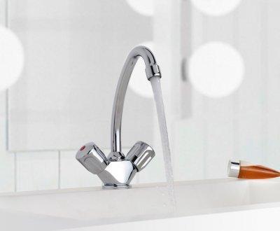 Csaptelep - fürdő / WC ötlet, modern stílusban