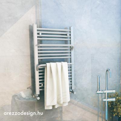 Fürdőszobai radiátor - fürdő / WC ötlet, modern stílusban