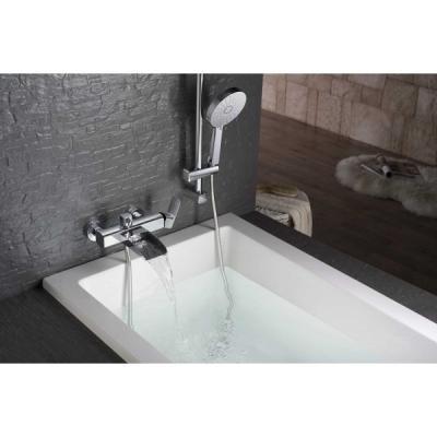 Design kád csaptelep - fürdő / WC ötlet, modern stílusban
