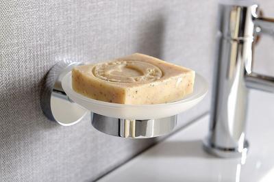 Elegáns szappantartó - fürdő / WC ötlet, modern stílusban