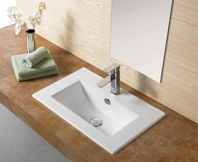 Beépített mosdó - fürdő / WC ötlet, modern stílusban