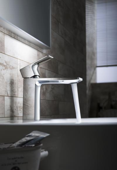 Egykaros csaptelep - fürdő / WC ötlet, modern stílusban